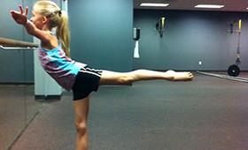 Level I Ballet for Figure Skaters