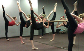 Level II Ballet for Figure Skaters