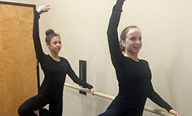 Level III Ballet for Figure Skaters