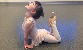 Pre-Ballet (Ages 3 – 5)